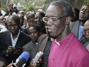 Archbishop Wabukala