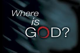 where is god